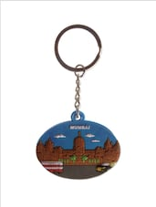 Vintage Gateway Of India Keychain - The Bombay Store