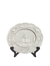 Sleek India Monuments Plate - The Bombay Store