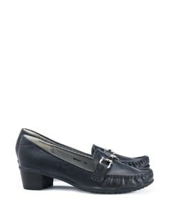 Classic Black Office Shoes - CATWALK