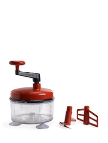 Hand Chopper & Churner - Retro Kitchenware