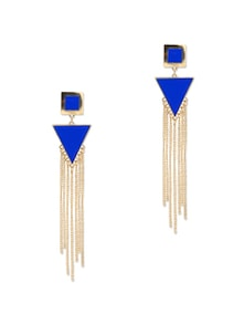 Thrilled To Be Ear - Drop Earrings - Miss Chase