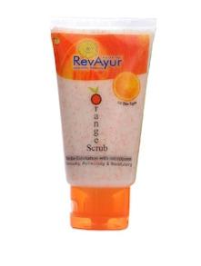 Orange Face Scrub - RevAyur 55026