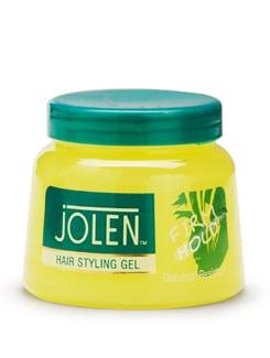 Firm Hold Hair Styling Gel (250g) - Jolen