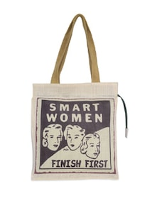 Smart Women Finish First Handbag - The House Of Tara