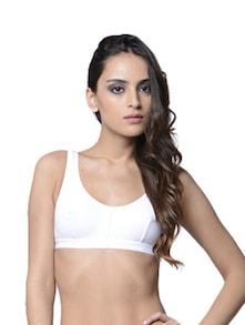 Teenager White Bra - Lady Lyka