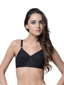 Trendy Black Bra - Lady Lyka