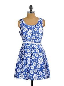 Flower Power Summer Dress - Mishka