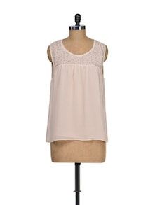 Peach Sorbet Summer Top - I AM FOR YOU