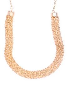 Chunky Golden Necklace - CIRCUZZ