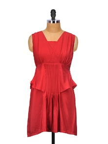 Red Rage Summer Dress - Glam And Luxe