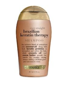 Ever Straight Brazilian Keratin Defrizzant Shampoo 88.7ml - Organix