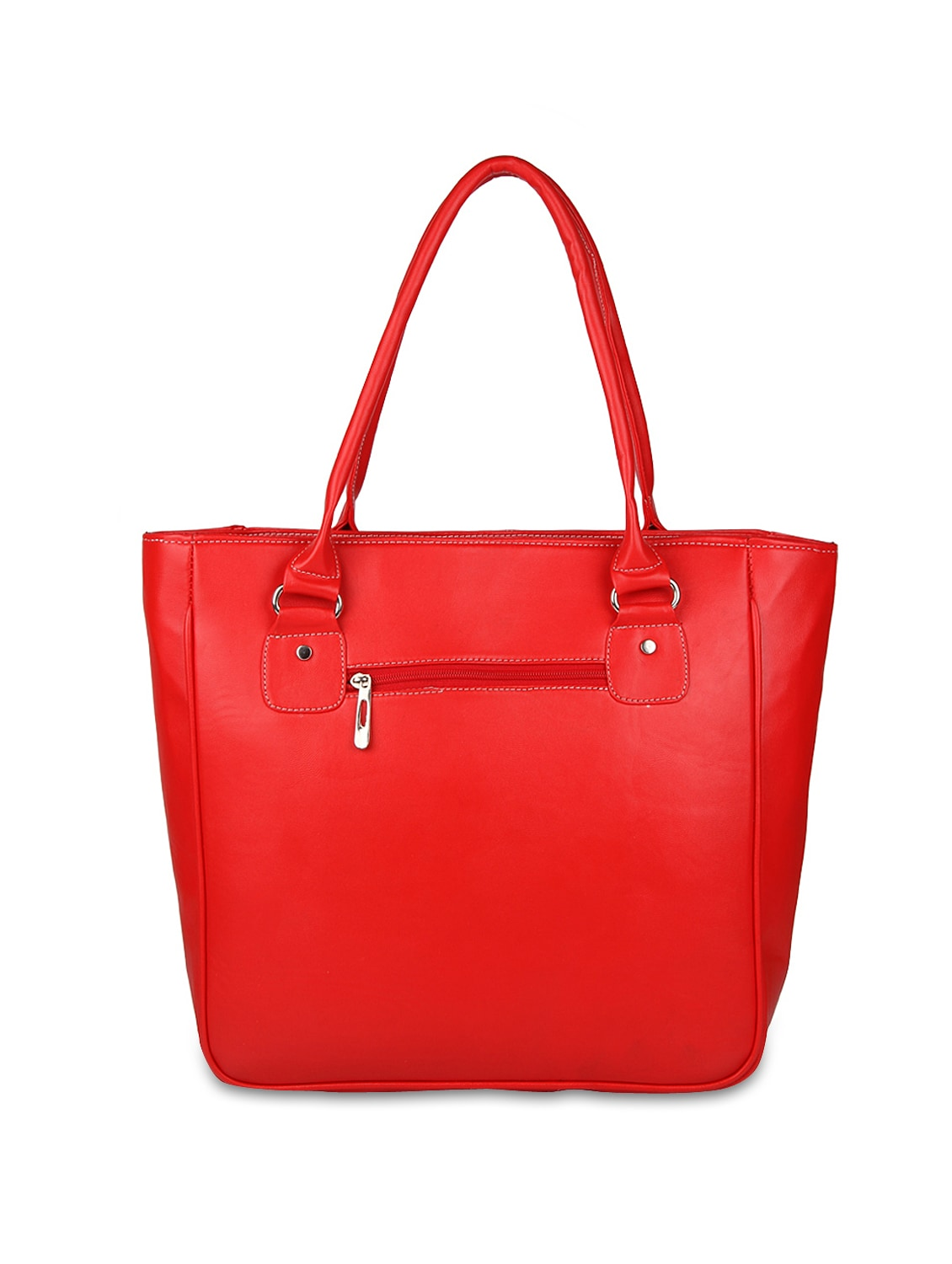 Red Oversized Carry All Handbag By Alessia Online Ping For Handbags In India 6766