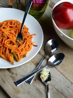 Impressa Cutlery Set With Soup Spoons (24pc) - SHRI & SAM