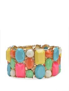 Colour Burst Bracelet - Fayon