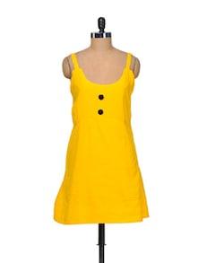 Yummy Yellow Dress - Delhi Seven