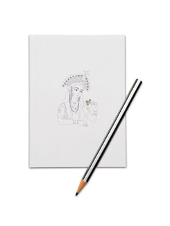 Neo Nawab Royally Hers Notebook - India Circus