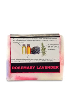 Rosemary And Lavender Soap - SOULFLOWER