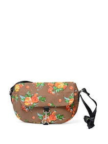 Adorable Floral Mini Purse - SUNNY ACCESSORY