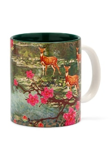 Garden Of ShangriLa Coffee Mug - India Circus
