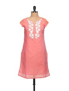 Pretty In Pink Kurta - Morpunc