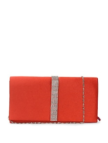 Red Clutch Bag - Toniq