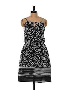 Mishka Monochrome Dress - Mishka
