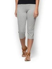 Lotto Women Grey Track Pants - Lotto