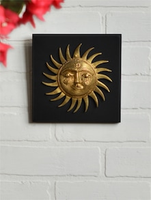 SUN  MASK WALL HANGING - Art Forte