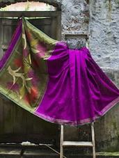 Resham With Jandani Saree - Cotton Koleksi