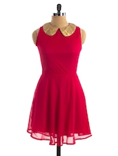 The Look Of Love A Line Dress - Miss Chase