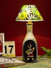 Desi Folk Terracotta Table Lamp Shade - Bdesi