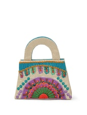 Embroidered Coin Bag - Blissdrizzle