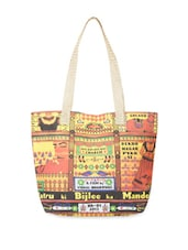 Fun Prints Tote Bag - The House Of Tara