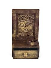 Buddha Tea Light Candle Holder - Ambbi Collections