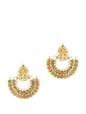 Traditional Jewellery With Coloured Stones - Alankruthi