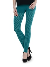 Scale Print Seamless Leggings - TSG Breeze Treat