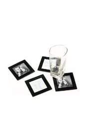 Glass Coaster Frame (Set Of 4) - Importwala