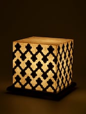 Mughal Architecture Inspired Small Lamp - Shady Ideas