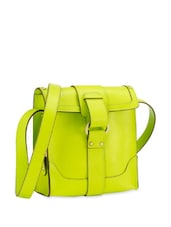 Neon Green Chic Sling Bag - Phive Rivers