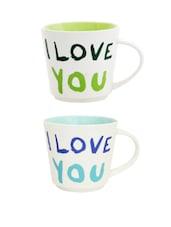 I Love You Mug - Gifts By Meeta