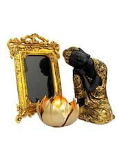 Home Decor Buddha And Photo Frame - Gifts By Meeta