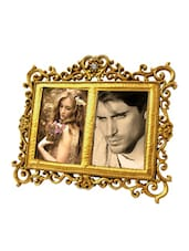 Antique Twin Photo Frame - Gifts By Meeta