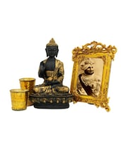 Spiritual Buddha With Photo Frame - Gifts By Meeta