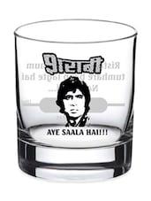 Sharabi Whiskey Glass- Set Of 2 - EK DO DHAI
