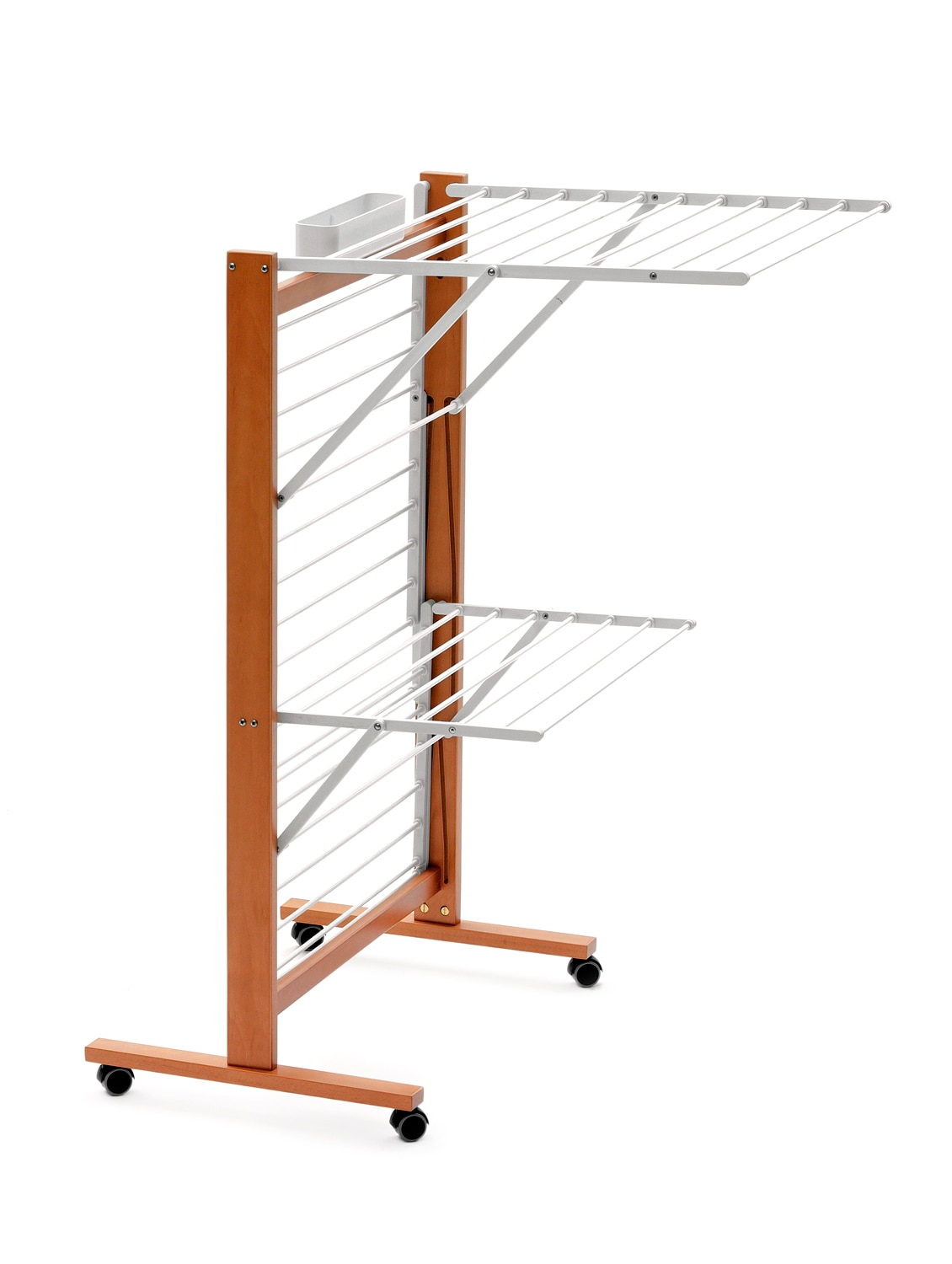 Buy Beechwood Foldable Clothes Drying Rack by Arredamenti - Online ...