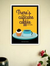 Marie Williams Johnstone Coffee Shop Wall Decor Poster - Lab No. 4 - The Quotography Department