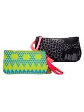 Multi-coloured Pack Of 2 Wrislet Combo - Be... For Bag - 951168