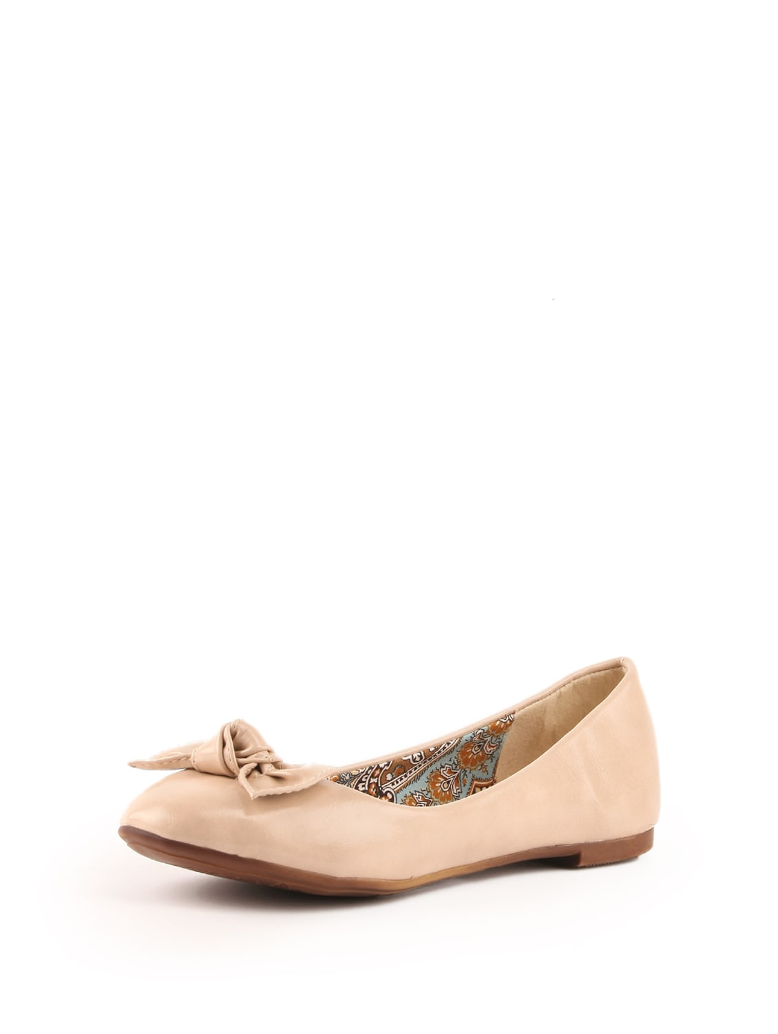 914be839ab Buy Must Have Nude Ballet Flats for Women from Solo Voga for ₹1700 at 0%  off | 2019 Limeroad.com