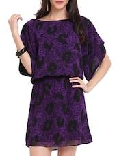 Animal Print  Mini Dress - Ridress