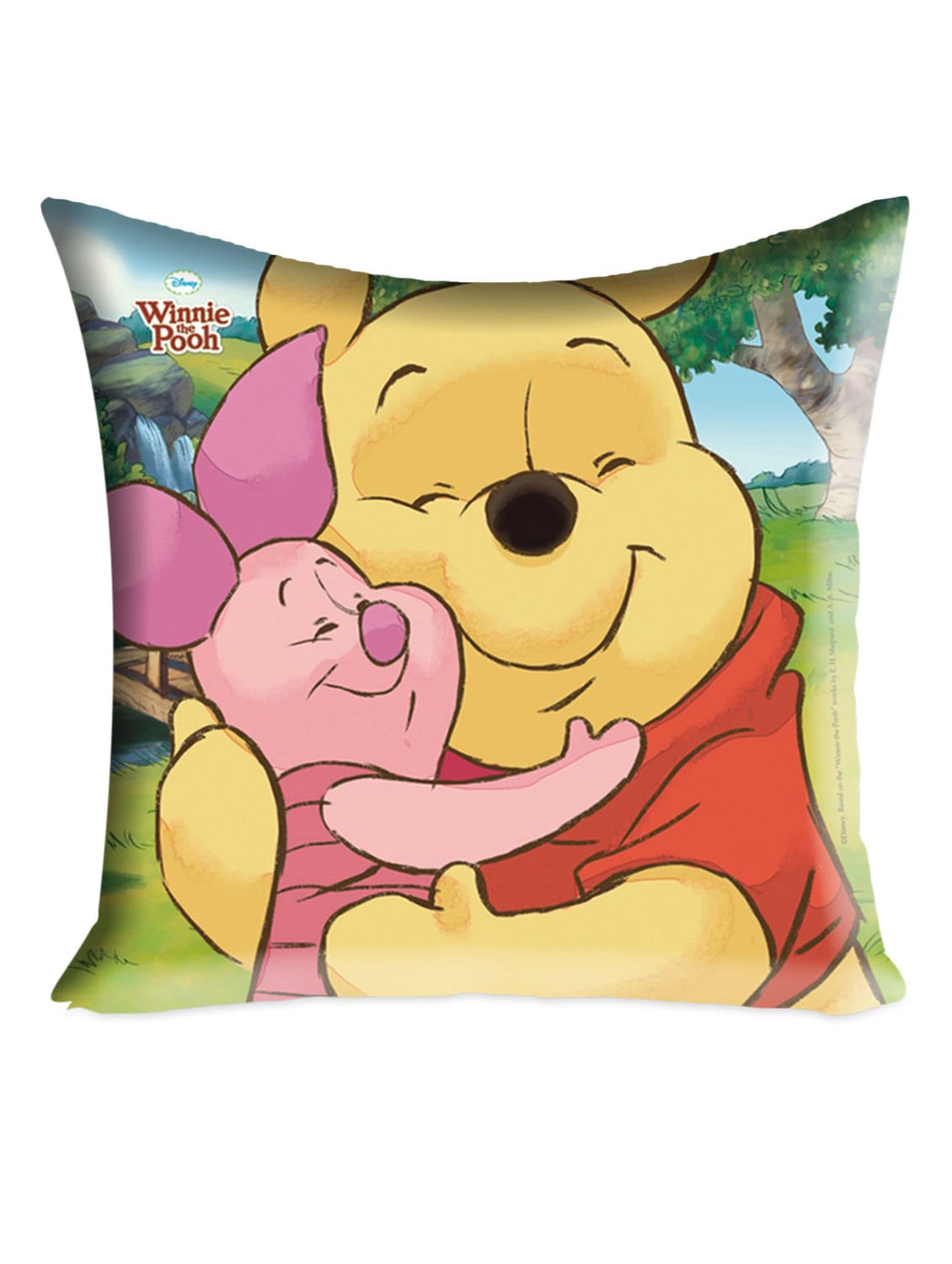 12c41235b744 Buy Disney Winnie The Pooh Cushion Cover for Unisex from Disney for ₹199 at  0% off